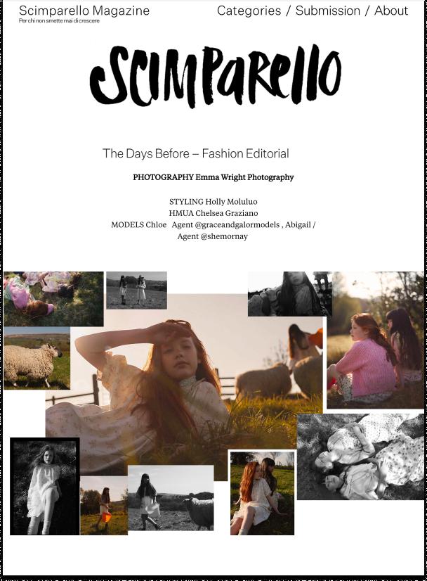Catalogue publication