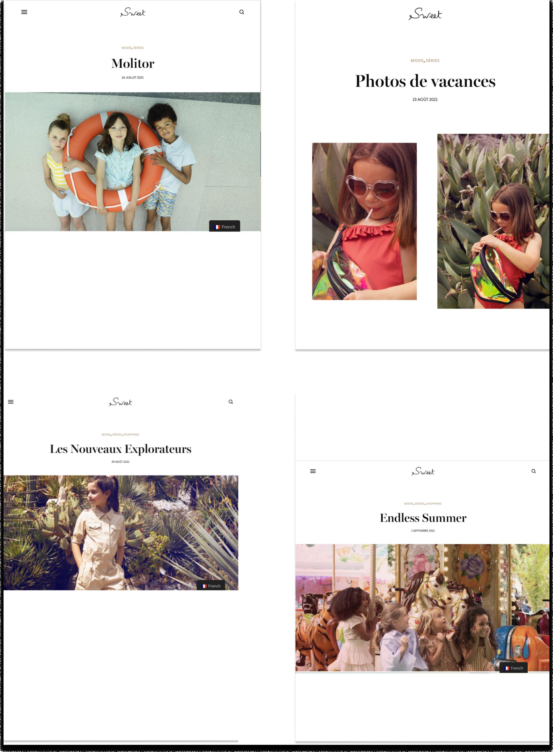Publication catalogue copy